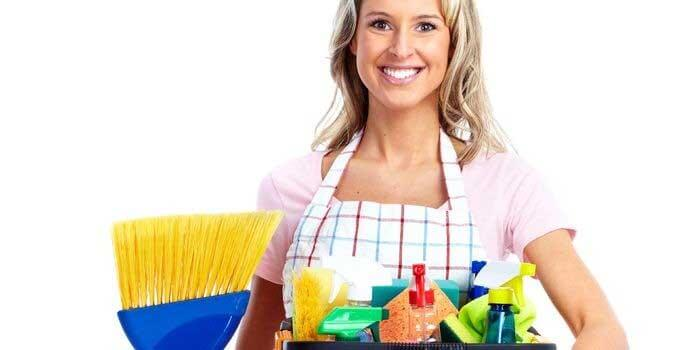 cleaning service at your door step