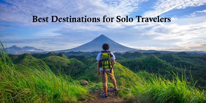 5 Best Destinations for Solo Travelers