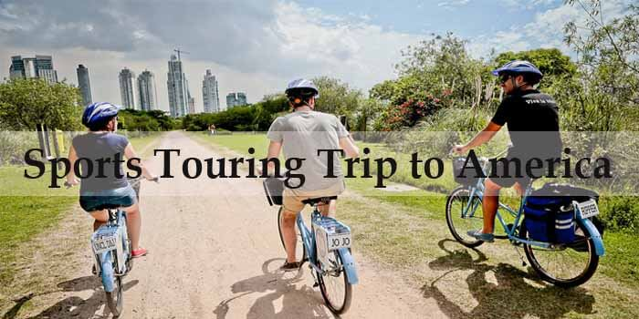 Explore the Planning for a Sports Touring Trip to America