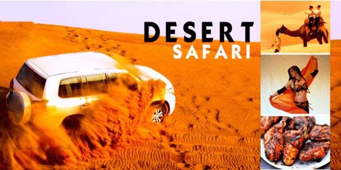 Why Desert Safari Journey Captures Your Heart