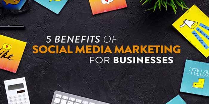 5 Benefits Of Advertising On Social Media