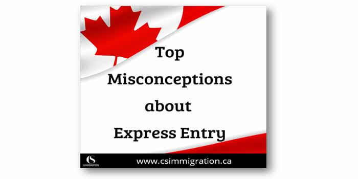 Top Misconceptions about Express Entry