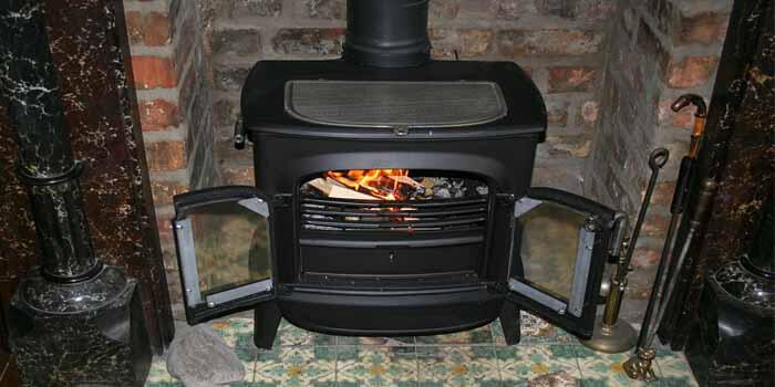 Does a wood burning stove add value to your home