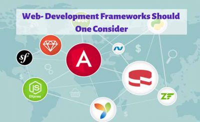 9 Web Development Frameworks You Should Check Out