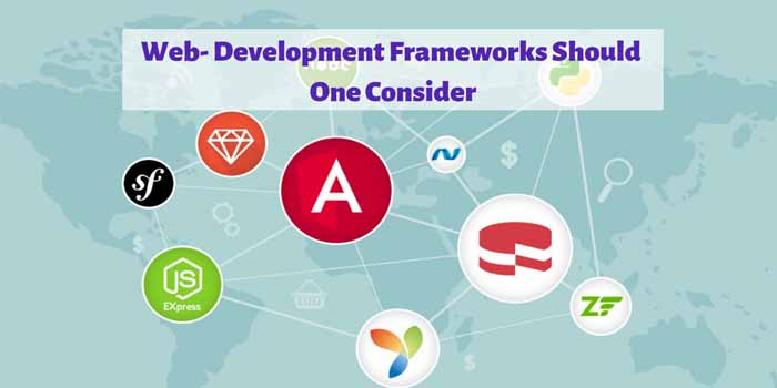 9 Web Development Frameworks You Should Check Out
