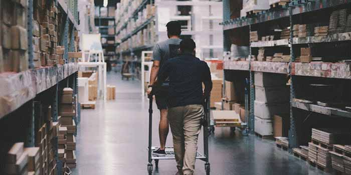 Six Advantages Of Warehouse Management System Software