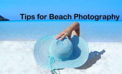 Tips for Beach Photography