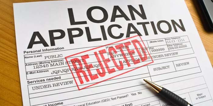 Personal Loan Rejection Reasons