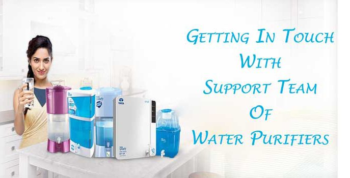Getting In Touch With Support Team Of Water Purifiers – The Multi Brand Customer Care