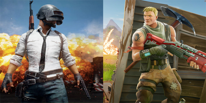 PUBG Versus Fortnite Which One Is Your Favorite