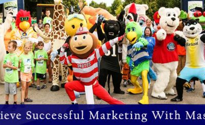 9 Ways That a Mascot Can Help You Achieve Successful Marketing