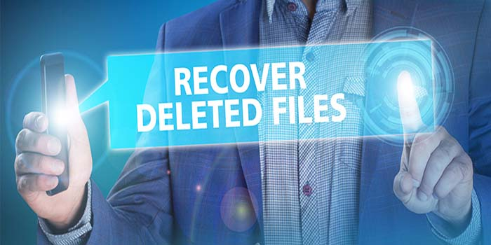 How to recover deleted files on Windows
