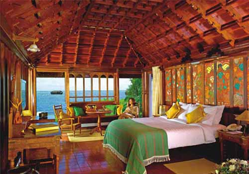 Kumarakom Lake Resort's Presidential Suite