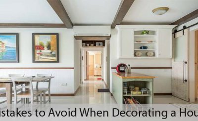 Mistakes to Avoid When Decorating a Small House