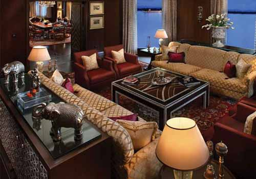 The Leela's Royal Suite