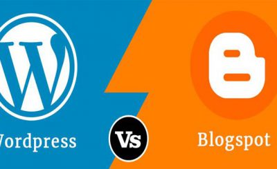 WordPress vs BlogSpot_ Which is a Better Blogging Platform
