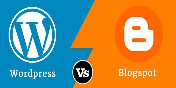 WordPress vs BlogSpot: Which is a Better Blogging Platform?