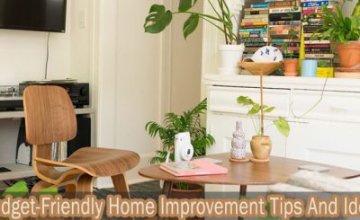 Budget-Friendly Home Improvement Tips And Ideas