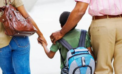 How Parents Can Help Their Kids Overcome the First Day of School Jitters