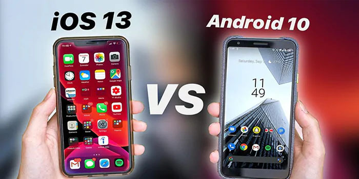 iOS 13 vs Android 10 Which Is the Best