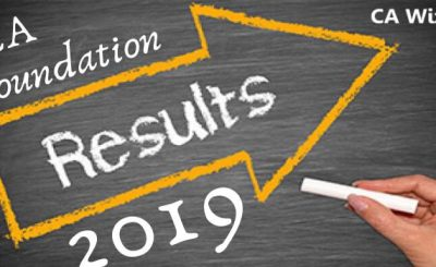 CA Foundation Result Nov 2019- Date, Passing Marks, Procedure