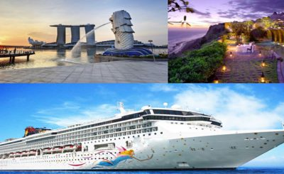 Romantic Singapore Bali Package with Cruise