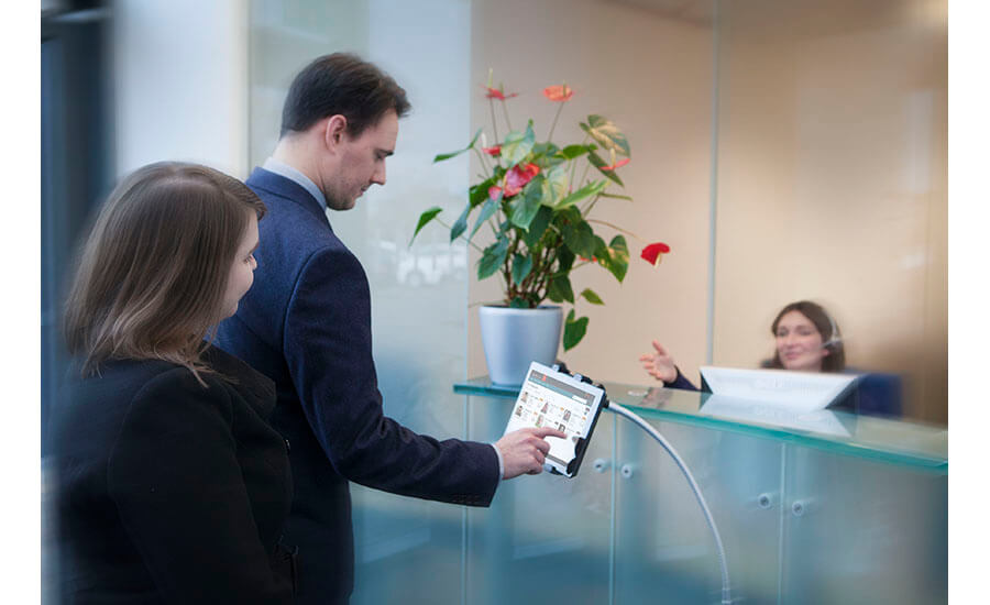Benefits  of Automated Visitor Management System Integration