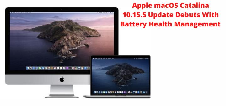 Apple macOS Catalina 10.15.5 Update Debuts