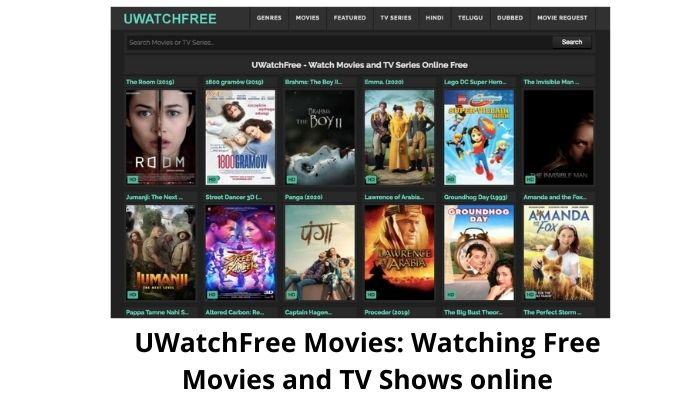 UWatchfree Movies 2021 : Best Website To Watch Free Movies and TV Shows Online!