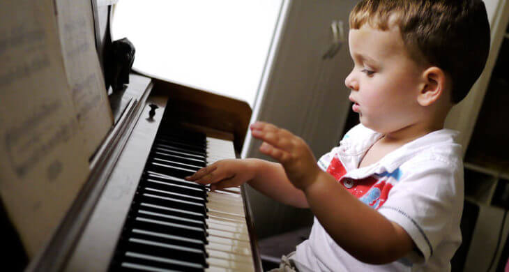 What Benefits Your Child May Get from Piano Learning