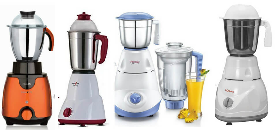 Best Mixer Grinder In India – Review & Buying Guide