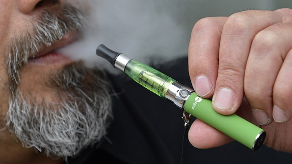 Growing Popularity of E-Cigarettes Among Youth