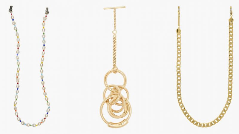 Add these gold chains to the never-ending gold collection