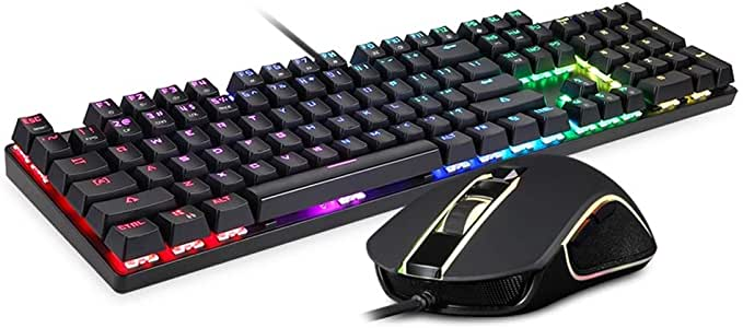 The Best and Original Gaming MOTOSPEED Keyboard and MOTOSPEED Mouse