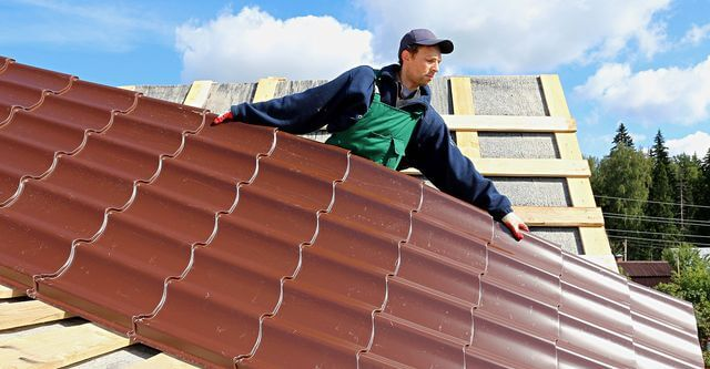 Should You Hire Professional Residential Roofing Services For Roof Gutter Cleaning?
