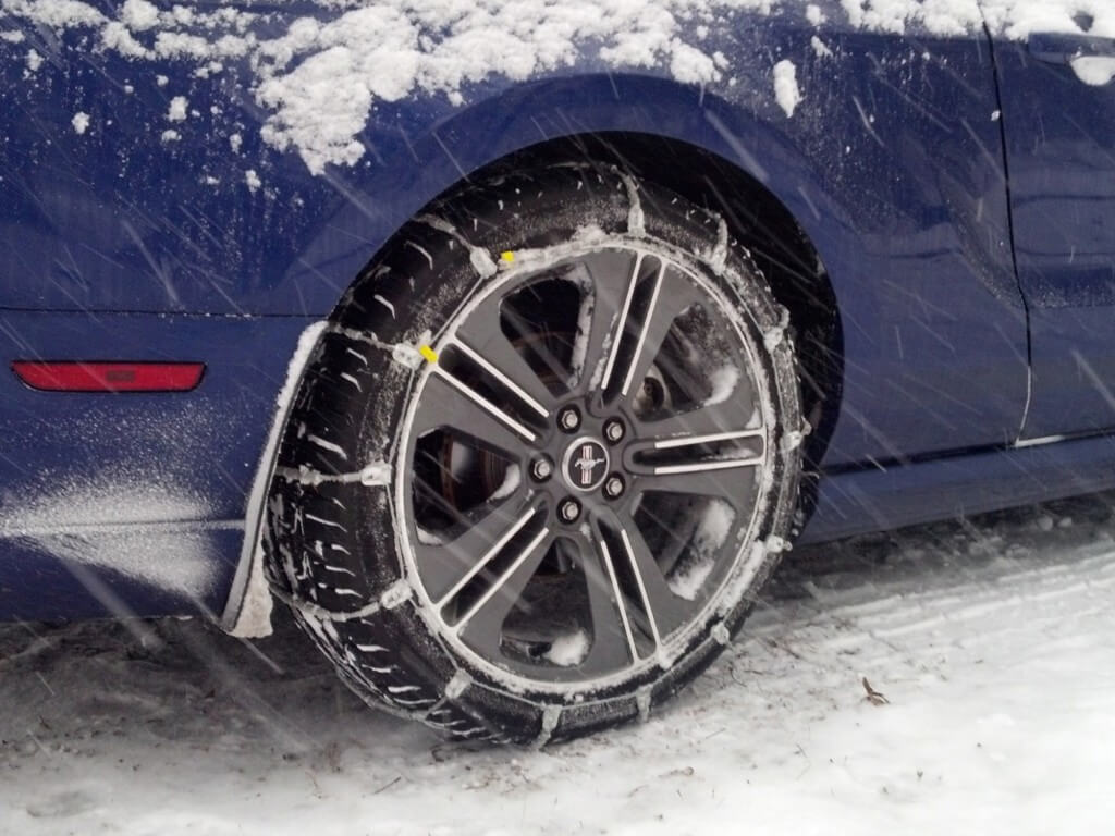 Winter Must-Haves For Your Ford Mustang