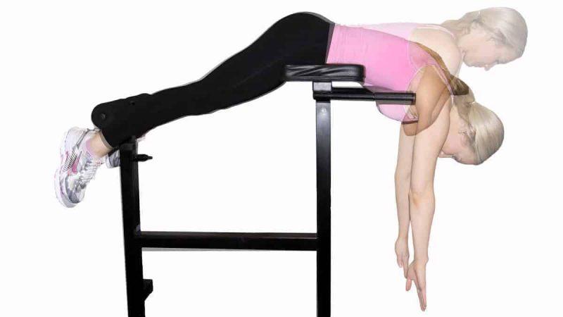 Benefits of roman Chair