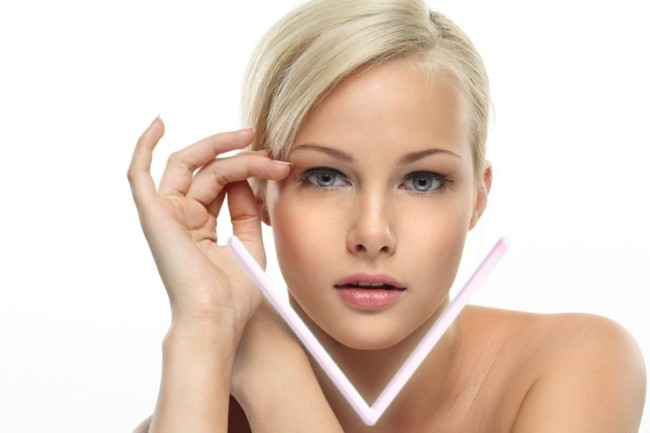 How To Achieve A V-Shape Face At Home?