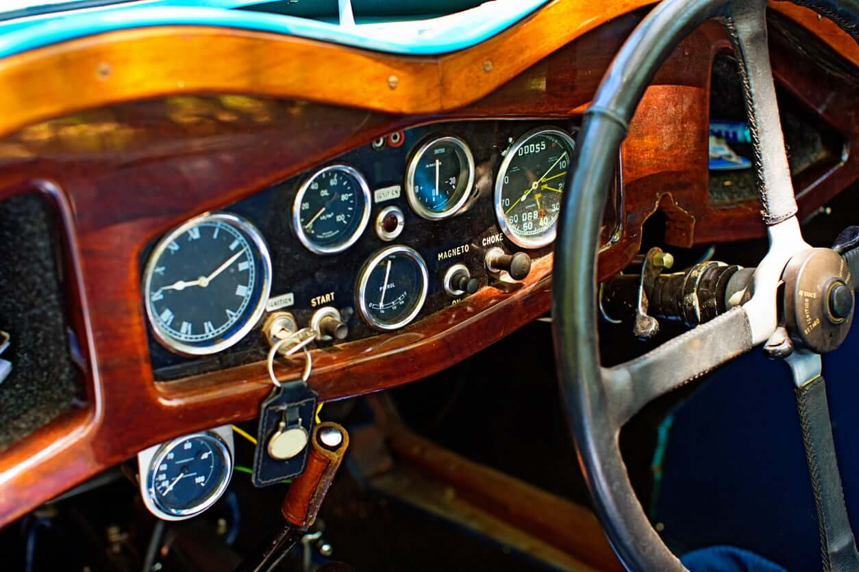 The Ultimate Guide to Maintaining and Storing Your Classic Car