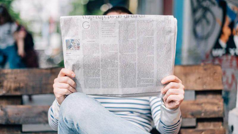 Know The Amazing Benefits Of Reading Newspaper