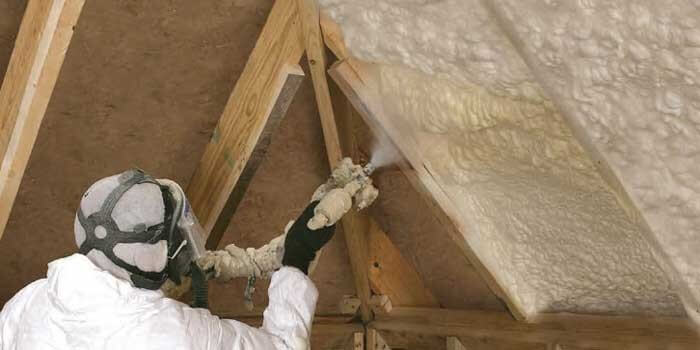 Spray Foam Insulation – Meaning And Benefits Of The Technique!
