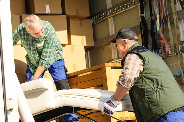 What are the essential services provided by full-service movers?