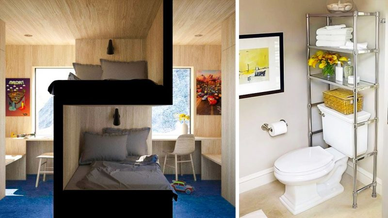Simple Space Saving Ideas for Your Home