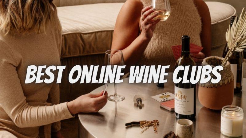 Stop looking! top 5 best online wine clubs