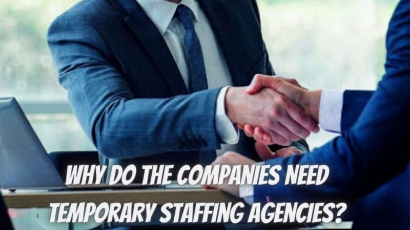 Why Do the Companies Need Temporary Staffing Agencies?