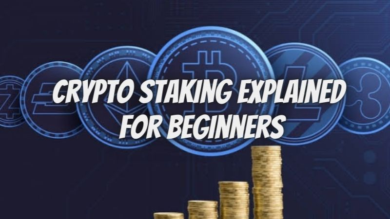 Crypto Staking Explained For Beginners