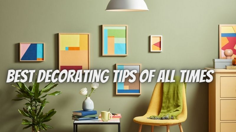 Best Decorating Tips Of All Times